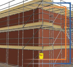 Scaffold Design Exeter, Tiverton and Devon - Rapid Scaffold Ltd