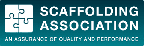 Scaffolding Association Logo
