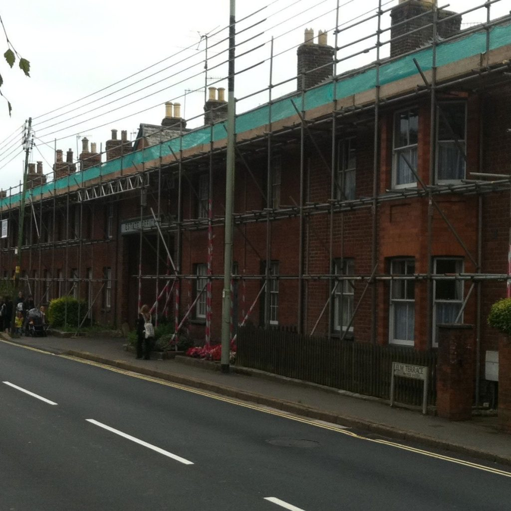 Scaffolding Company Exeter, Tiverton and Devon - Rapid Scaffold